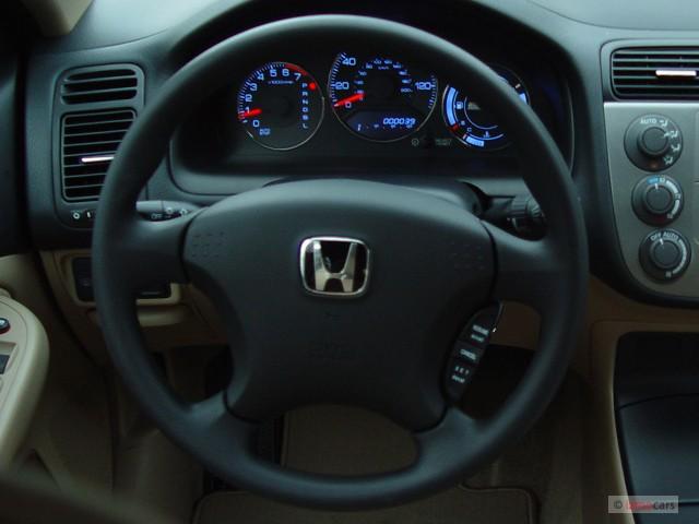 image 2005 honda civic hybrid cvt ulev steering wheel size 640 x 480 type gif posted on. Black Bedroom Furniture Sets. Home Design Ideas