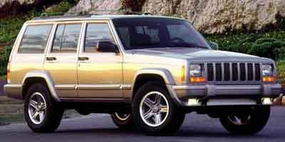 2001 Jeep Cherokee Limited