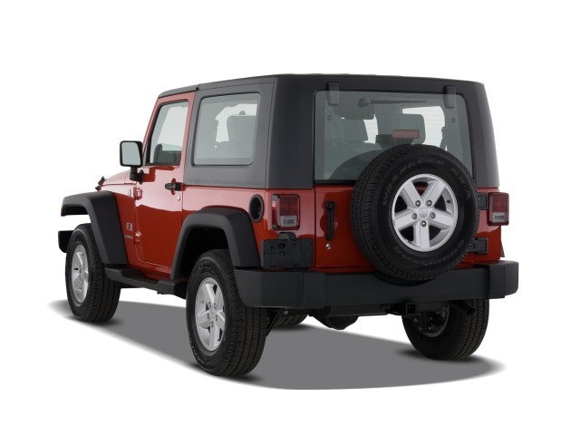 image 2008 jeep wrangler 4wd 2 door x angular rear exterior view size 640 x 480 type gif. Black Bedroom Furniture Sets. Home Design Ideas