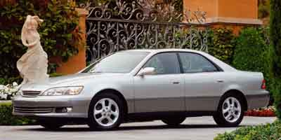 2001 lexus es review ratings specs prices and photos the car connection. Black Bedroom Furniture Sets. Home Design Ideas
