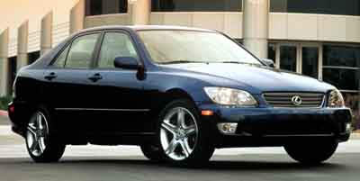 Lexus Santa Barbara >> 2001 Lexus IS 300 Review, Ratings, Specs, Prices, and ...