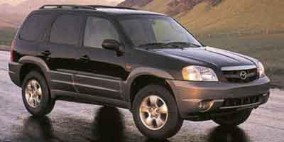 2001 Mazda Tribute Suv Lx