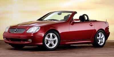 2001 Mercedes Benz SLK Class Kompressor