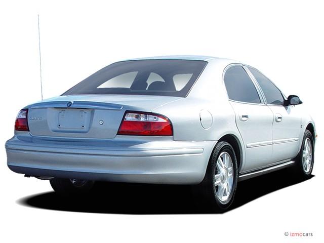 Image: 2004 Mercury Sable 4-door Sedan LS Premium Angular ...