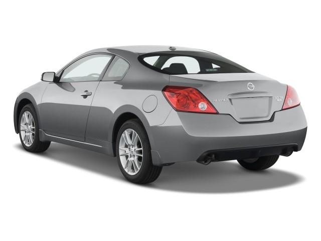 Attractive 2008 Nissan Altima 2 Door Coupe V6 CVT SE Angular Rear Exterior View