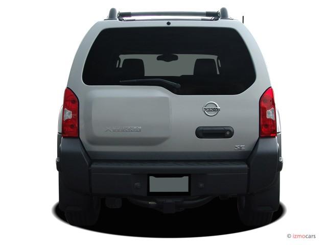 Image: 2005 Nissan Xterra 4-door SE 4WD V6 Auto Rear ...