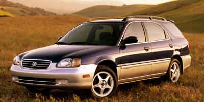 2001 Suzuki Esteem GL