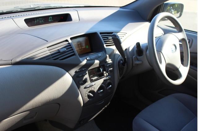 2001 Toyota Prius Sedan