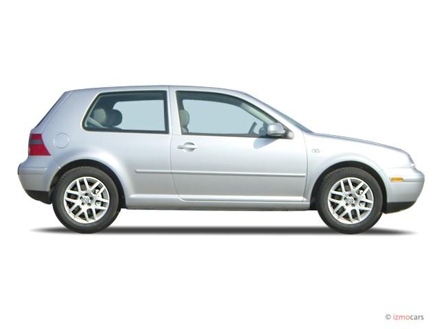 Image: 2003 Volkswagen GTI 2-door HB 1.8T 5-spd Manual Side Exterior