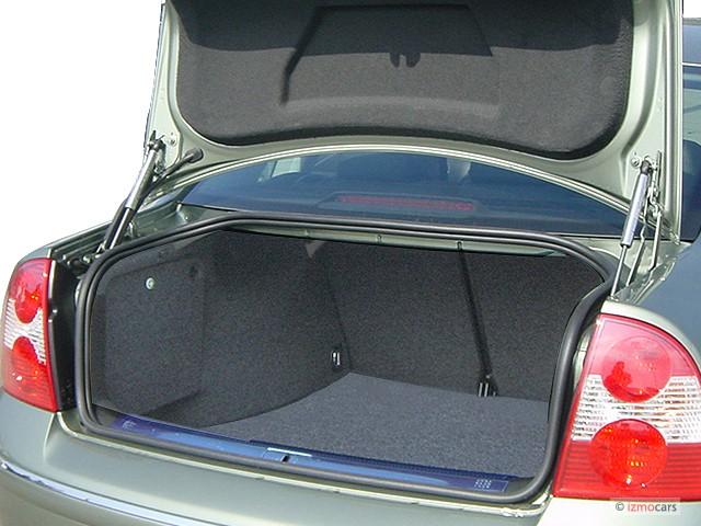 Image 2003 Volkswagen Passat 4 Door Sedan Gls Manual