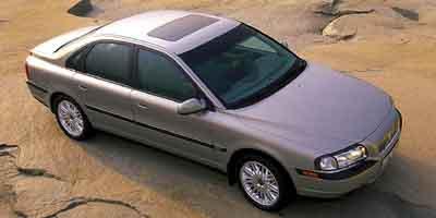 2002 volvo s90