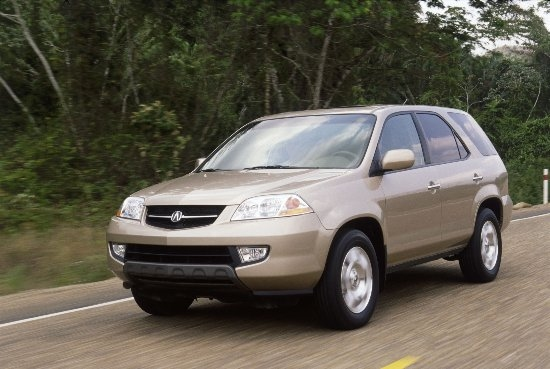 2001 Acura MDX Review, Ratings, Specs, Prices, and Photos - The Car