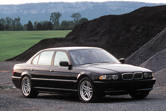 Used Euro Car 1995 2001 BMW 7 Series