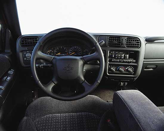Chevrolet S Interior M on 1999 Chevrolet S10 Value