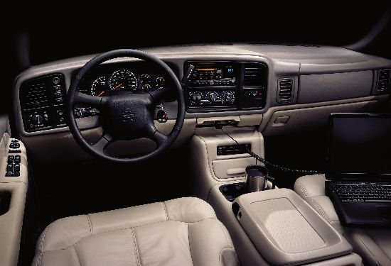 Image: 2001 Chevrolet Suburban interior, size: 550 x 375, type: gif, posted on: December 31 ...