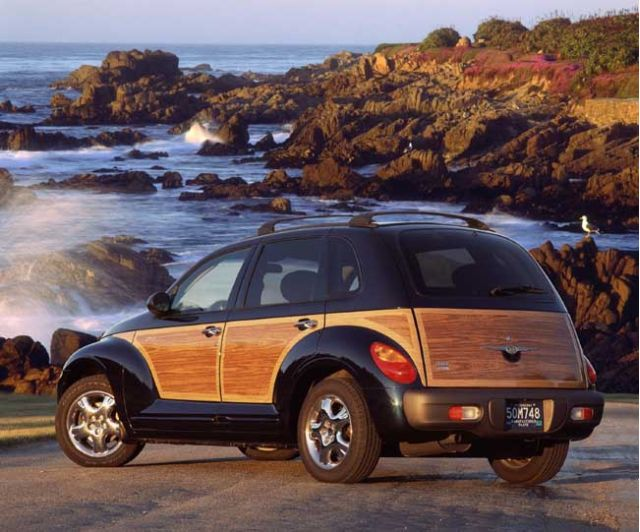 2001 Chrysler PT Cruiser Woody