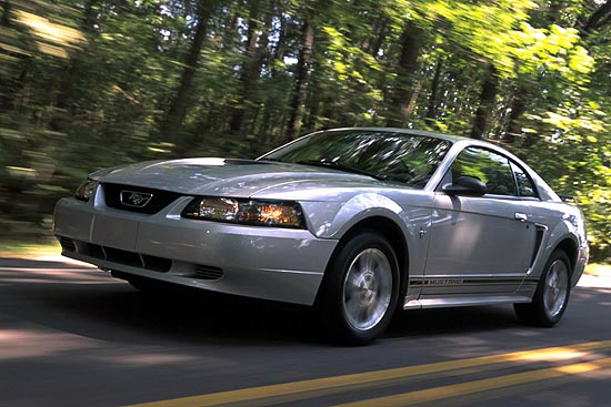 2001 Ford Mustang Review Ratings Specs Prices And Photos The Car Connection