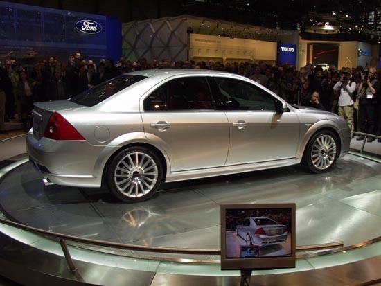 2001 Ford ST Contour concept