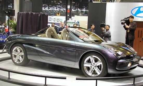2001 Hyundai HCD6