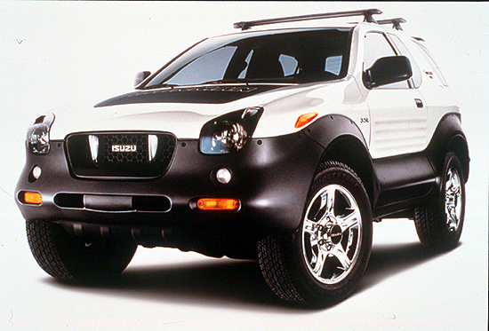 New and Used Isuzu VehiCROSS Prices Photos Reviews Specs  The