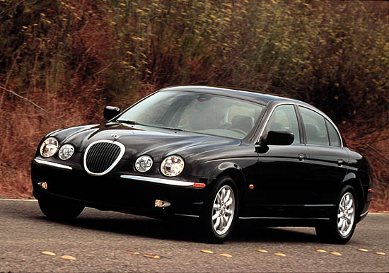 2001 jaguar s-type review, ratings, specs, prices, and photos - the