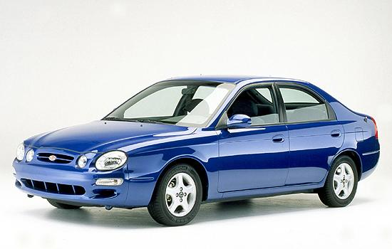 2001 Kia Spectra Review, Ratings, Specs, Prices, And Photos   The Car  Connection