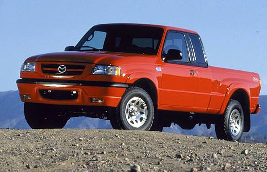 2001 mazda b series 2wd truck review ratings specs prices and rh thecarconnection com 2015 Mazda CX-5 Mazda CX-9