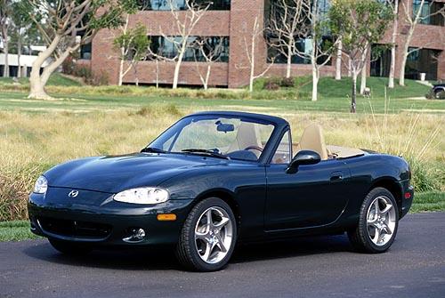 2001 Mazda Miata Se The Car Connection