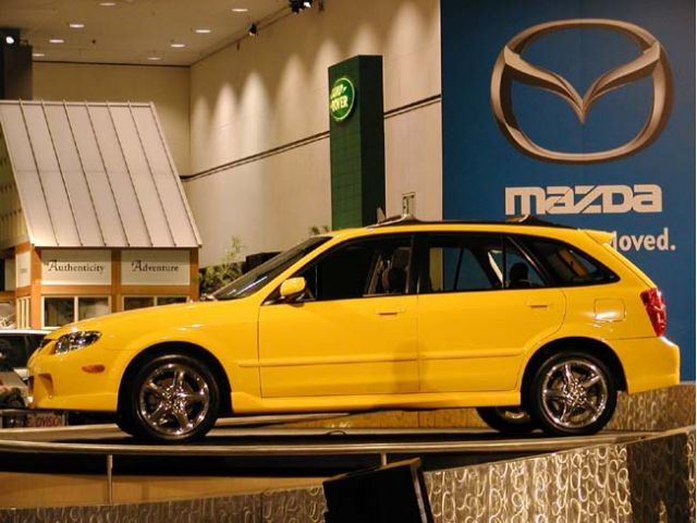 2001 Mazda Protege Sport Wagon