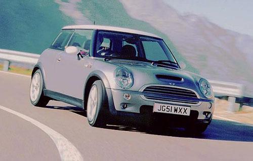 2001 Mini Cooper S