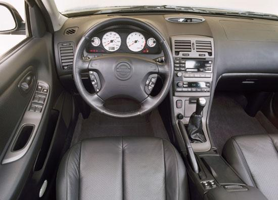 Image 2001 Nissan Maxima Se Interior Size 550 X 395 Type Gif Posted On December 31 1969