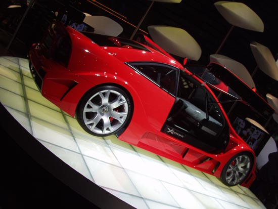 2001 Opel Astra X-treme concept