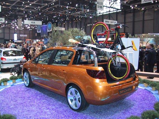 2001 Peugeot 307 concept