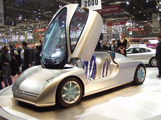 2001 Pininfarina Citroen Concept