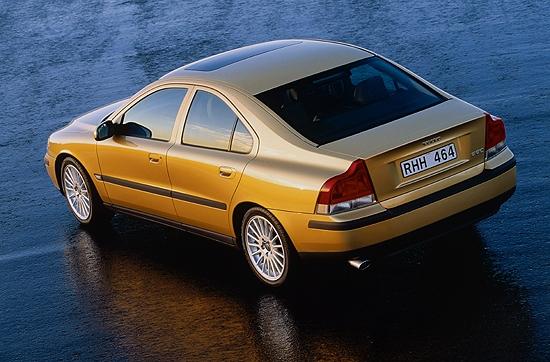2001 Volvo S60 2