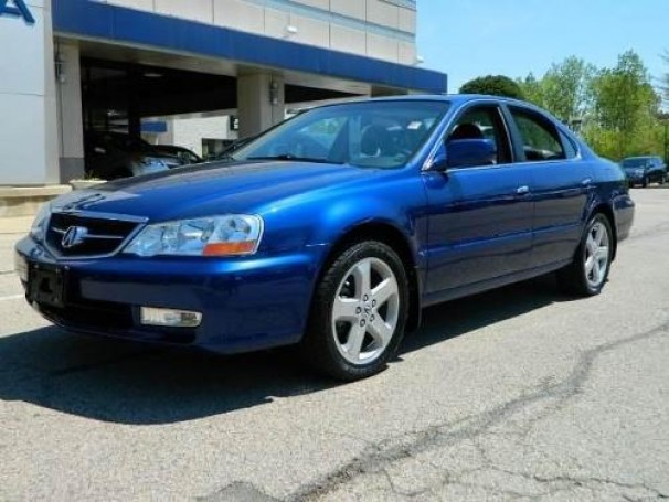 2002 Acura TL used car