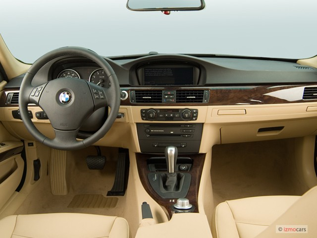 Image 2006 Bmw 3 Series 325i 4 Door Sedan Rwd Dashboard