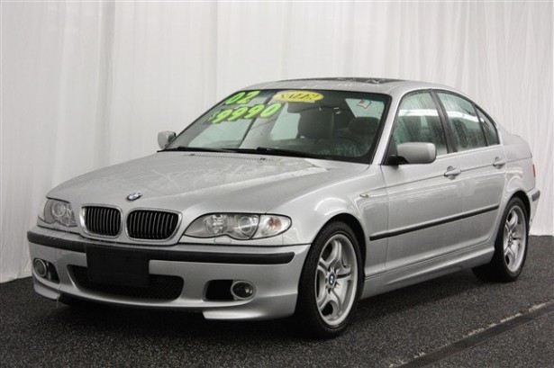 2002 BMW 330i used car