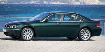 2002 Bmw 7 Series Review Ratings Specs Prices And Photos The Car Connection