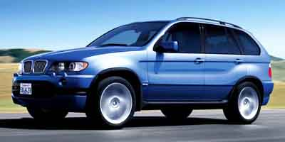 2002 BMW X5-Series 4.6is