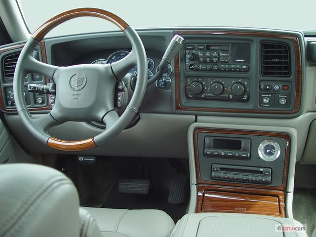 Image 2003 Cadillac Escalade Ext 4 Door Awd Dashboard