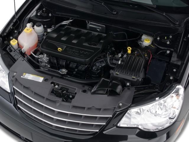 Image     2009       Chrysler       Sebring    4door Sedan Limited    Engine