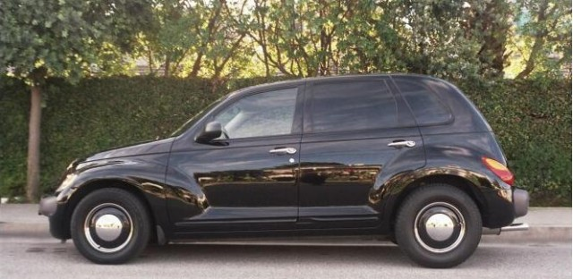 Chrysler Pt Cruiser Survives Through 2011