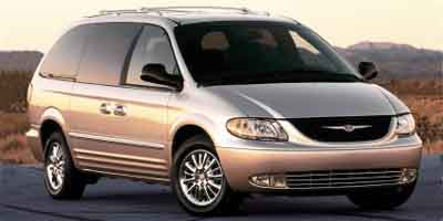 2002 chrysler town country review ratings specs prices and photos the car connection. Black Bedroom Furniture Sets. Home Design Ideas