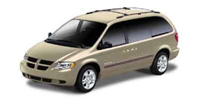 2002 Dodge Caravan EX