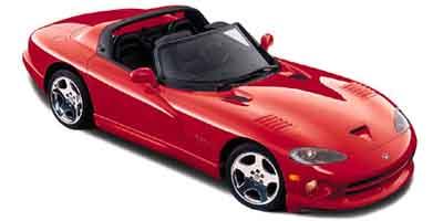 2002 Dodge Viper RT/10