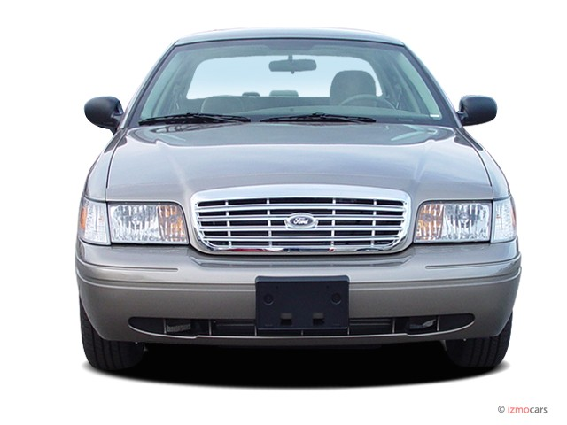 2006 Ford Crown Victoria Review Ratings Specs Prices And Photos The Car Connection