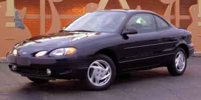 2002 Ford Escort ZX2 Standard