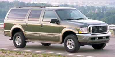 2002 ford excursion review ratings specs prices and photos the car connection. Black Bedroom Furniture Sets. Home Design Ideas