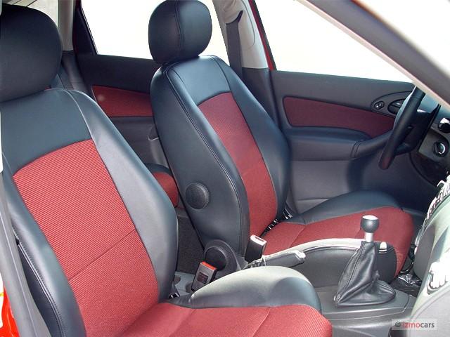 Image 2004 Ford Focus 5dr Sedan Hb Svt Front Seats Size